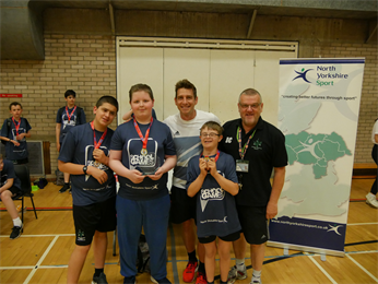 Inclusive Basketball, Boccia and Dodgeball 2018/19