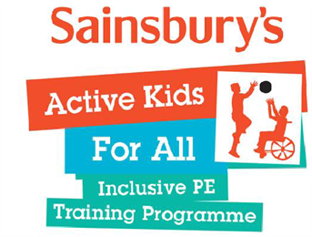 Sainsbury's Active Kids for All - Inclusive PE Training Programme 22nd May 2018